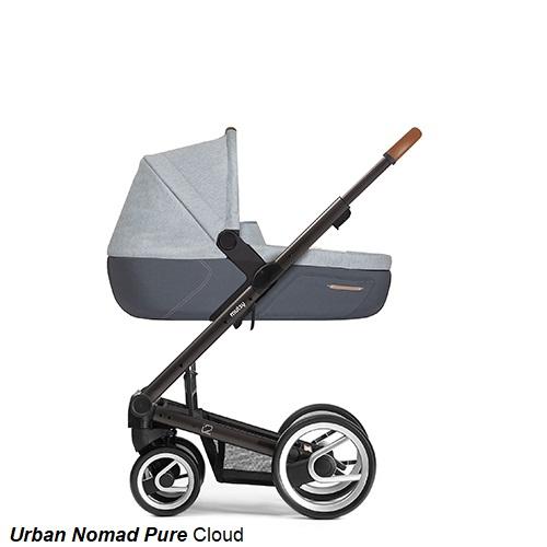 Mutsy Серия i2 - Кош за новородено i2 Urban Nomad Pure