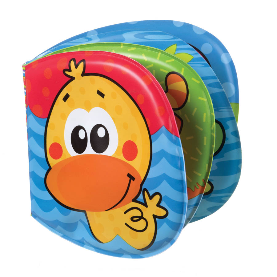 Playgro Книжка за баня