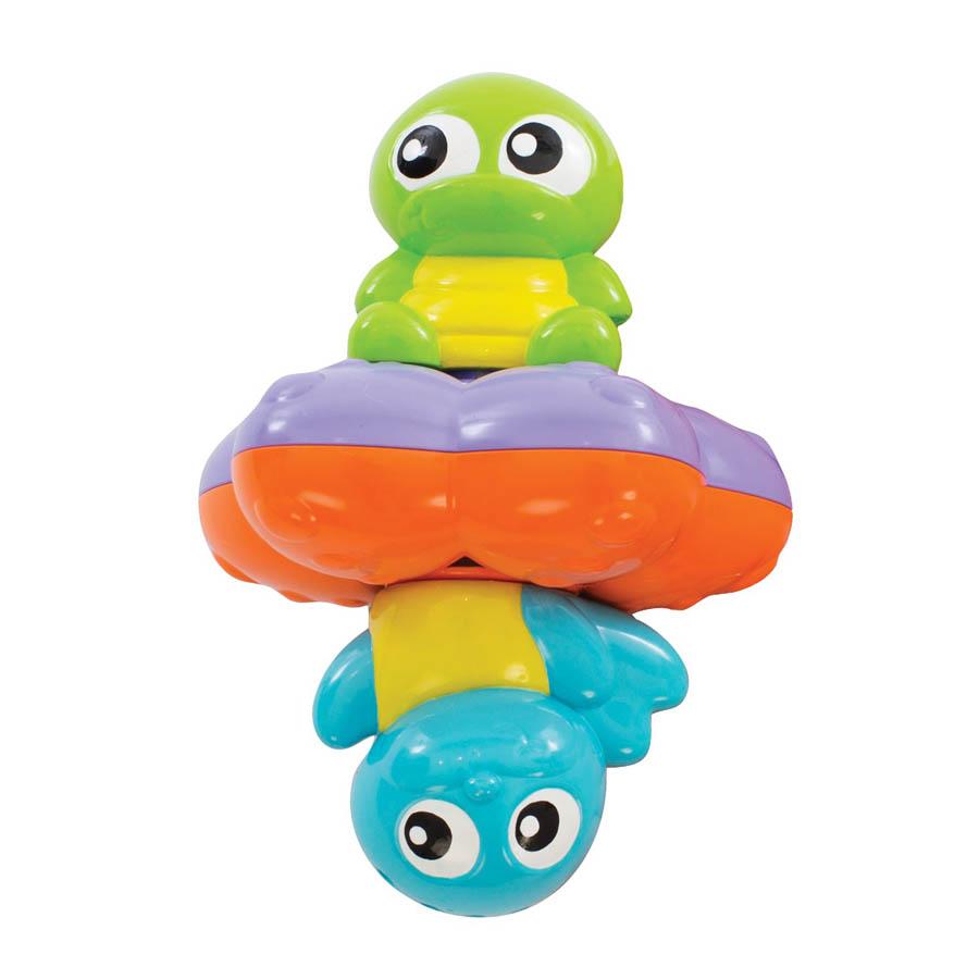 Playgro Пластмасови плаващи животни  9м+