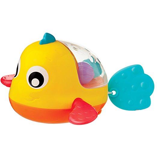 Playgro Плуваща риба за баня 12м+