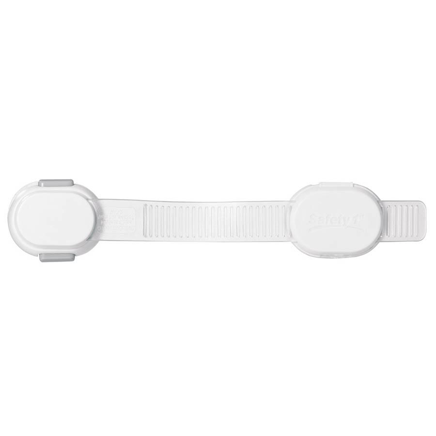 Safety 1st Мултифункционално заключващо устройство - 1 бр. – бял цвят
