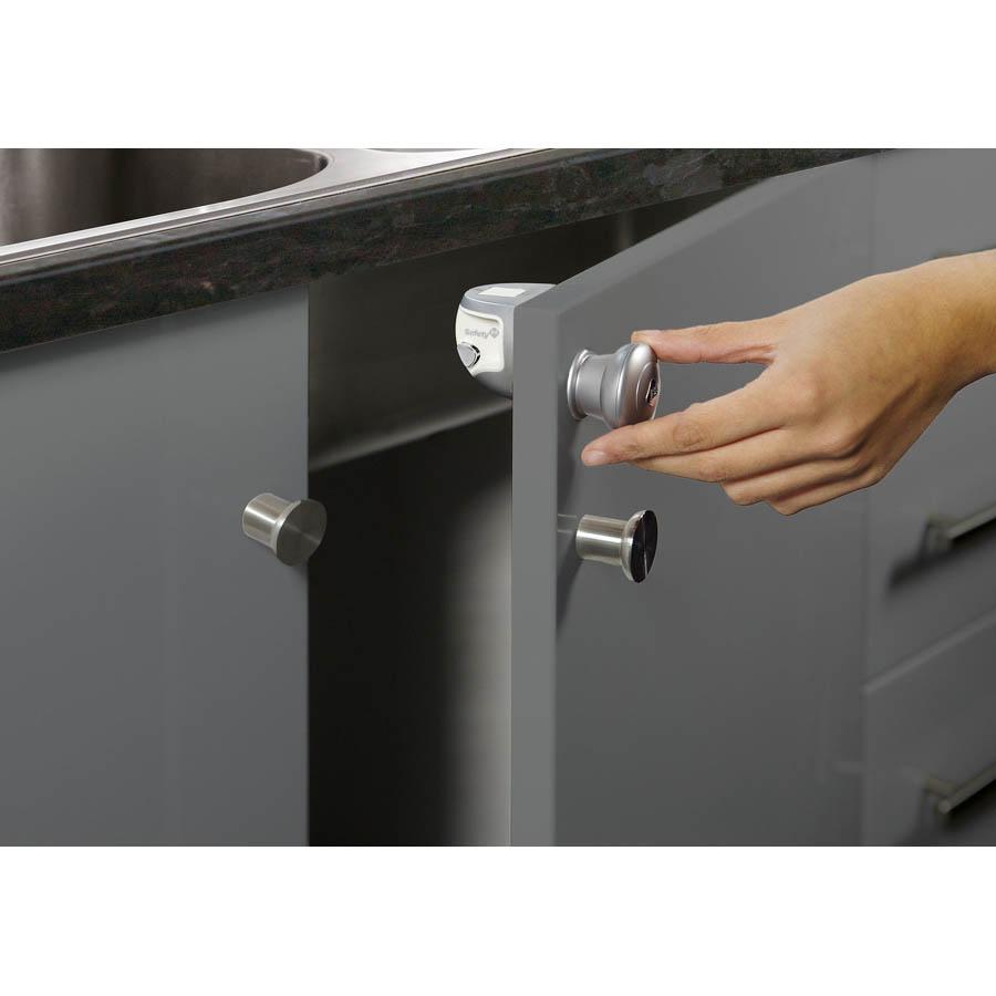 Safety 1st Система за магнитно заключване на шкафове - 1 бр.