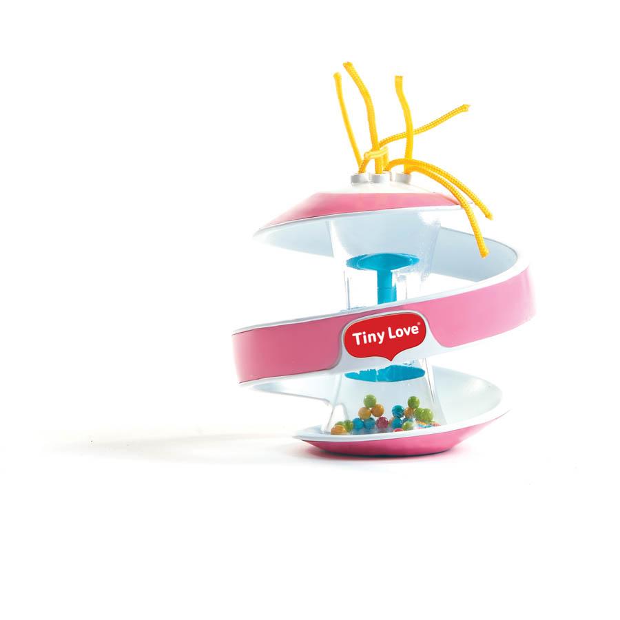 Tiny Love Малки умничета Inspiral Rainstick - розово 3м+