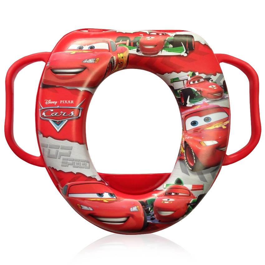 Мека Приставка с Дръжки Auto Червена Lorelli 10130360018